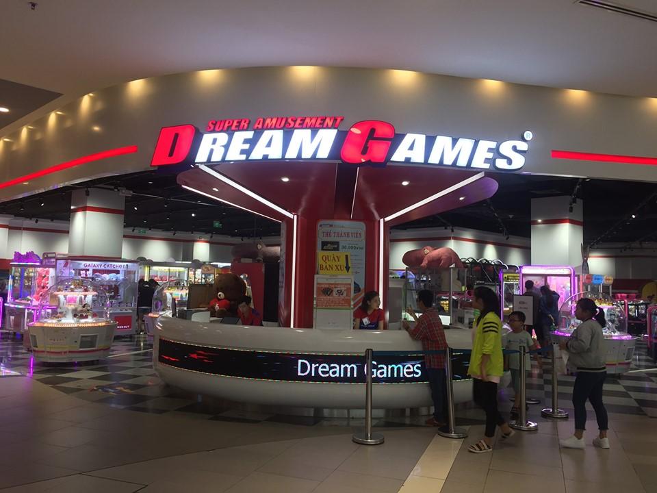 MÀN HÌNH LED P5 - DREAM GAME - AEON TÂN PHÚ