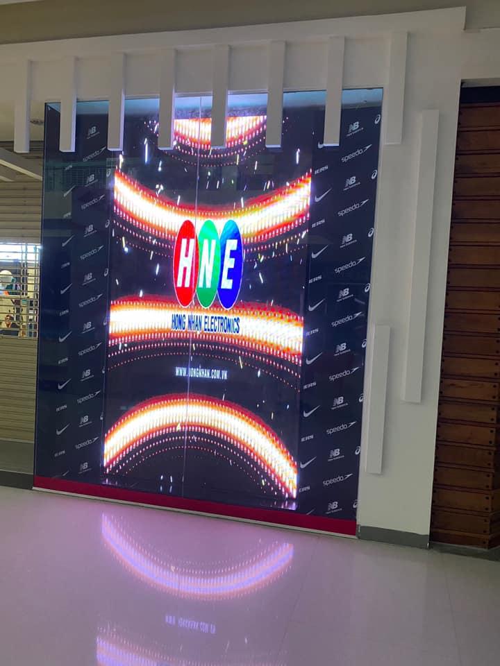 MÀN HÌNH LED P2.5 - ROBINS STORE - Crescent Mall - Q7