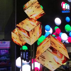 LED Khối CUBE