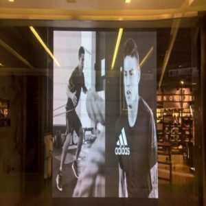 MÀN HÌNH LED P3 - SHOWROOM ADIDAS - SAIGON CENTER - TP.HCM