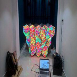 MÀN HÌNH LED RUBIC - Q1 - TP.HCM