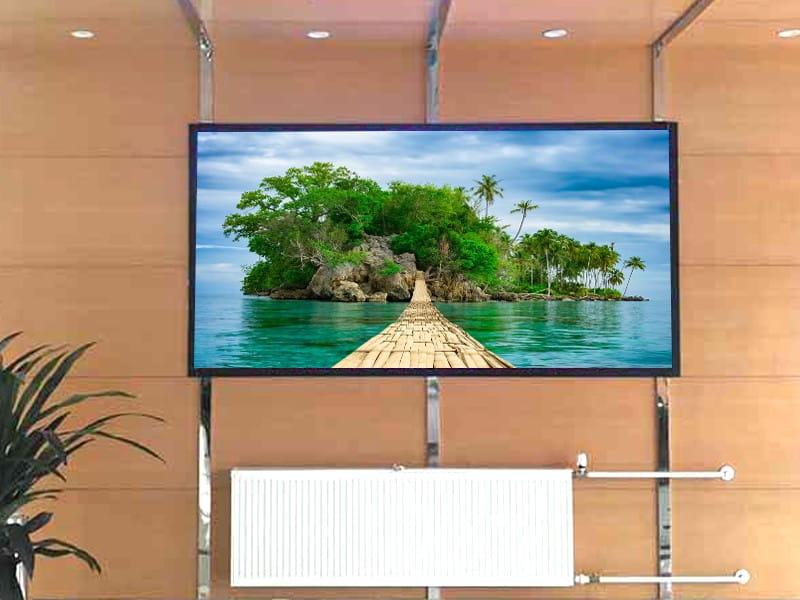 Màn hình LED ở trong nhà là sản phẩm công nghệ hiện đại được ưa chuộng hàng
