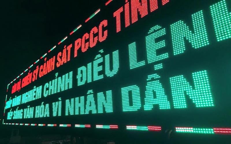Màn hình LED tại Việt Nam