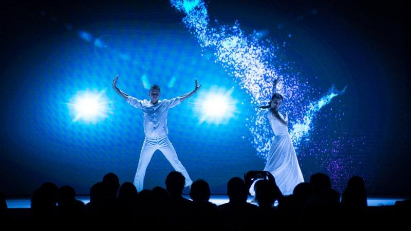 Những bài múa tương tác sống động ngày càng được yêu thích