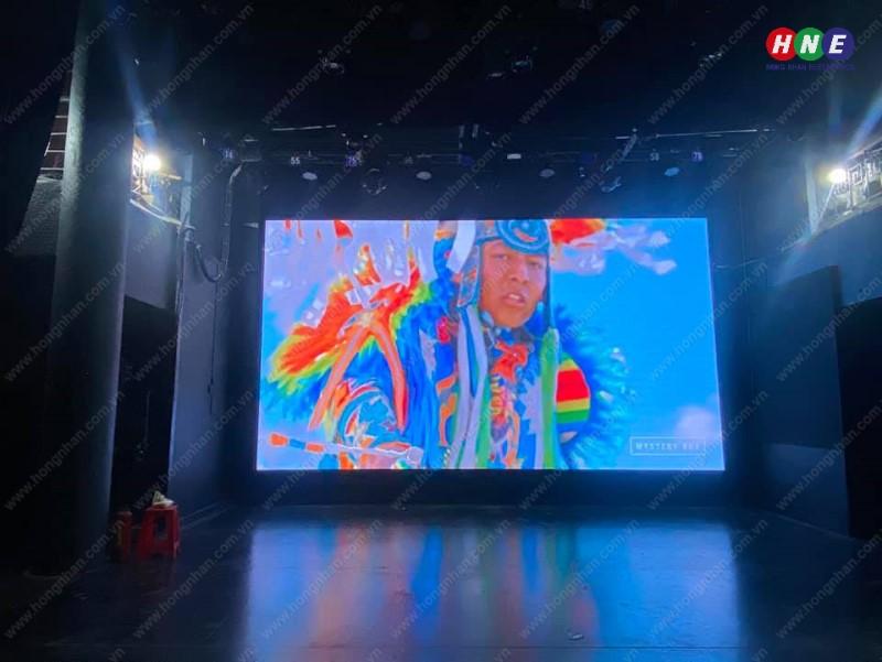 Lắp đặt màn hình LED P3 tại Trường Múa TP.HCM