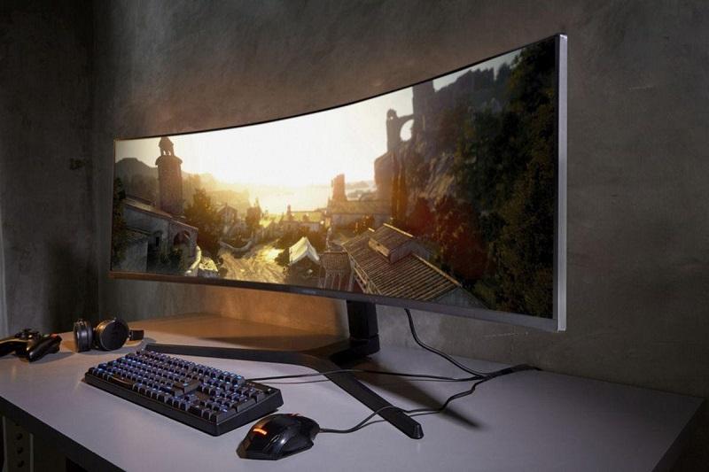 Các loại màn hình ngày càng được cải tiến với nhiều tính năng nổi bật