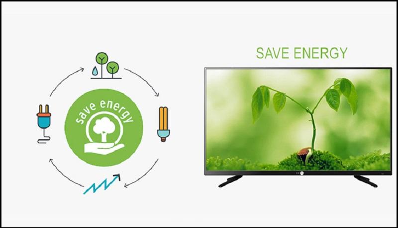 Thân thiện môi trường là điểm cộng tuyệt vời của màn hình LED