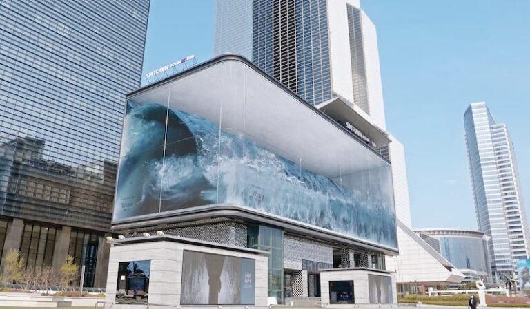 Quảng cáo với màn hình LED ngoài trời